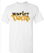 Worley Middle School Tiger Pride T-Shirt