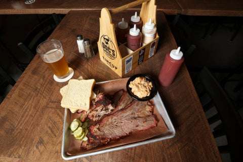 docs commerce smokehouse bbq brisket plate