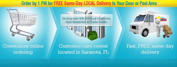 Water Club USA Announces Free Next Day Delivery (Orders Over $35)