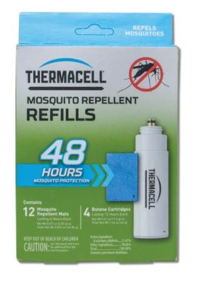 Thermacell Patio Shield 12hr Refill - R4