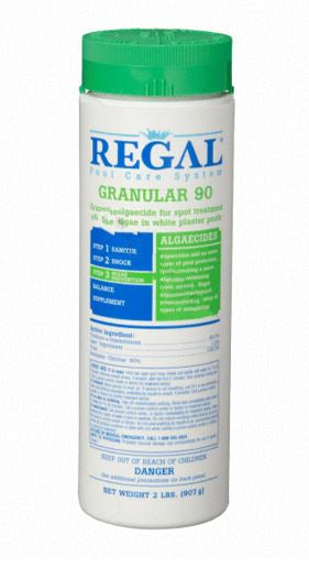 Regal Granular 90 Trichlor 2 lb - 12001581