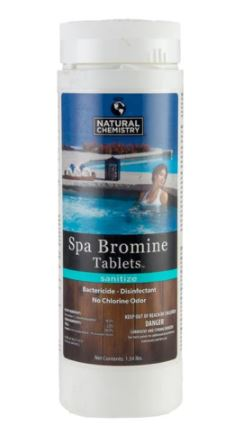 Natural Chemistry Spa Bromine Tablets 1.5 lb - 14209NCM