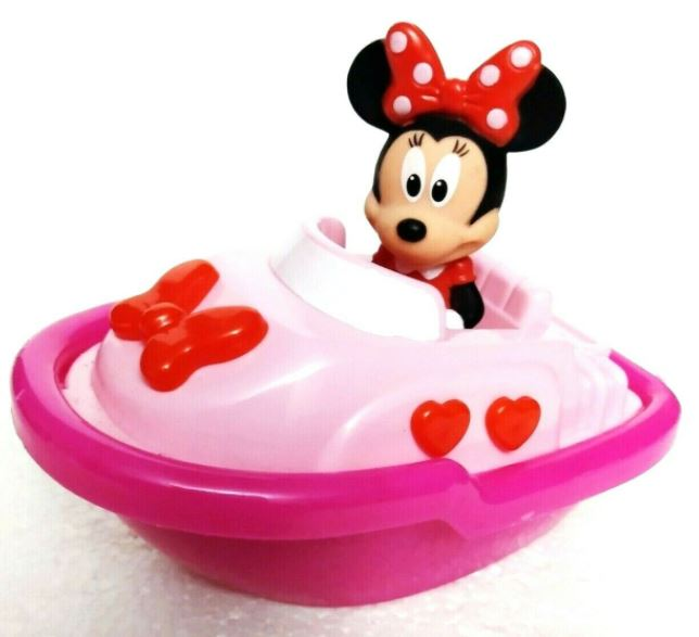 Disney Junior Minnie Bath Boat - 20432