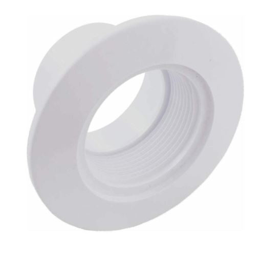 "CMP 2"" SPG x 1.5"" FPT White Insider Wall Fitting - 25524-200-000"