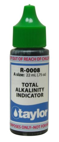 Taylor Reagent Total Alkalinity Indicator - R-0008-A-24