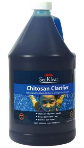 Sea-Klear 4-in-1 Pool Water Clarifier-1 Gallon - 90302SKR