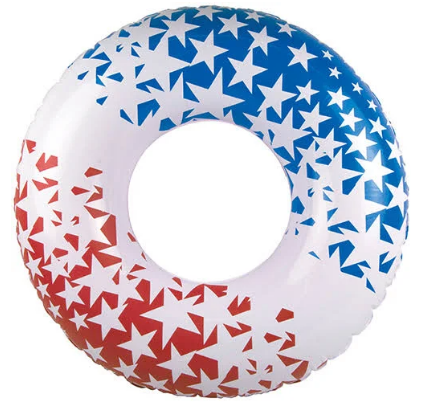 Poolmaster American Stars Classic Style Water Tube - 81264