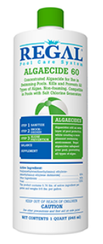 Regal Algaecide Poly  60 - 502660
