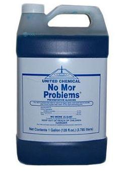 United Chemical No Mor Problems Preventative Algaecide 1gal