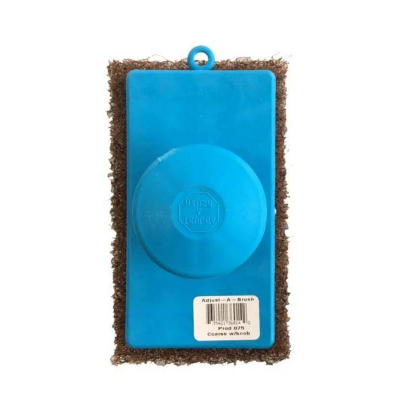 Adjust-A-Brush Coarse Scrub Pad with Knob - PROD075