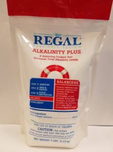 Regal Pouch 5 Lbs Alkalinity Plus - PSC5-RG