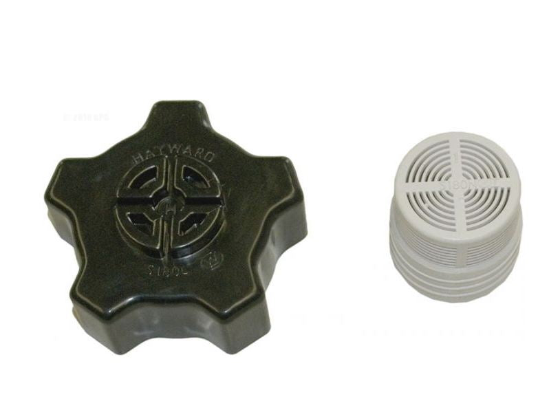 Hayward Drain Cap Assembly with Gasket Screen - SX180LA