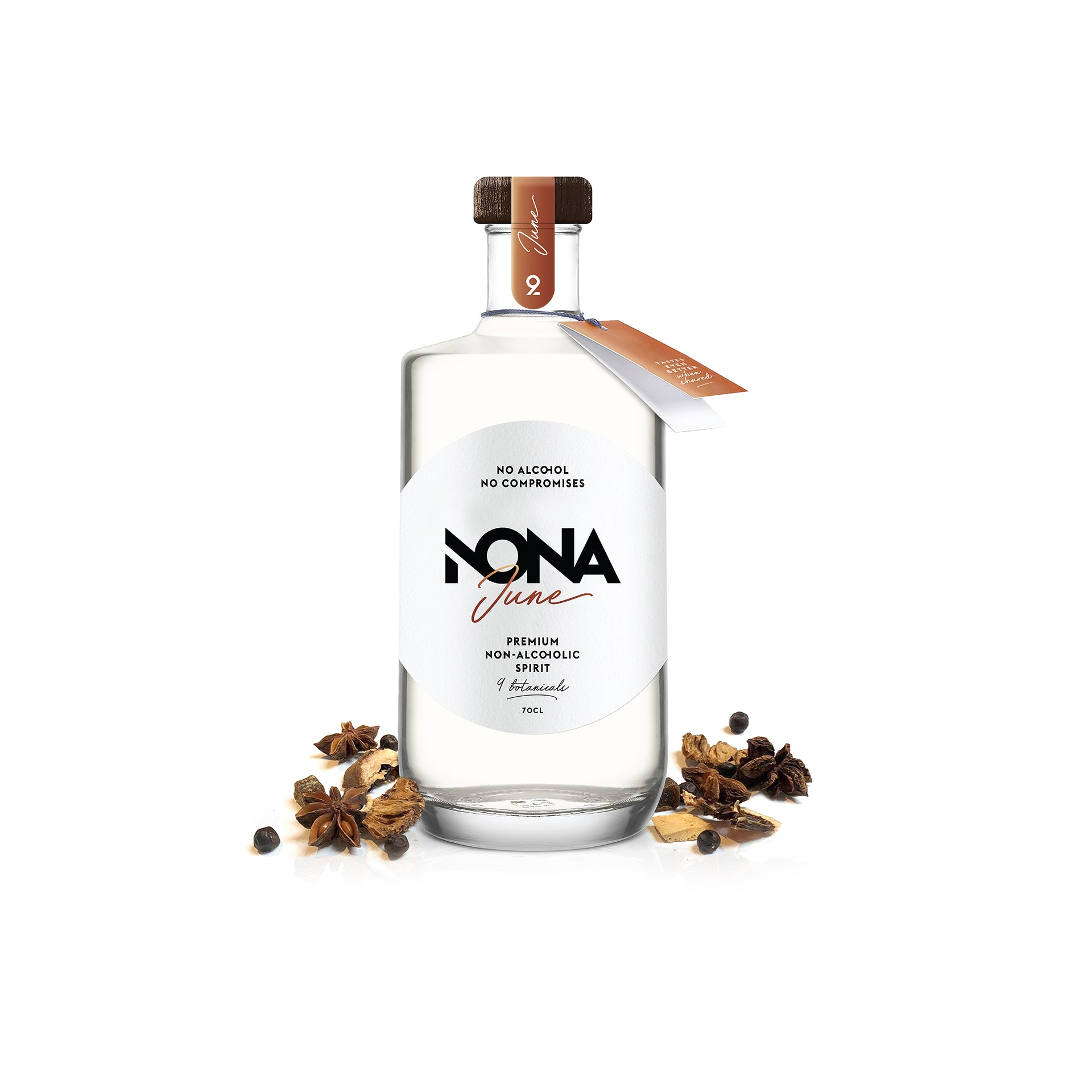 NONA June + Indian tonic 50cL