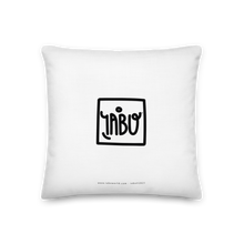 "Load image into Gallery viewer, ""NO"" (Tributo M. Schifano) - Premium Pillow"