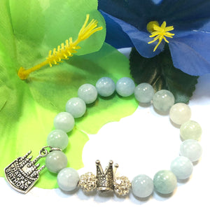 Aquamarine Gemstone March Birthday