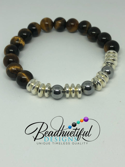 Harmony in Tiger's Eye