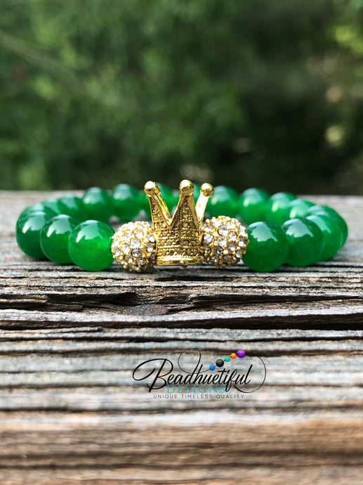 May Birthday Bracelet Emerald Dreams