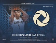Load image into Gallery viewer, 2019/20 Panini Opulence Basketball Hobby Box