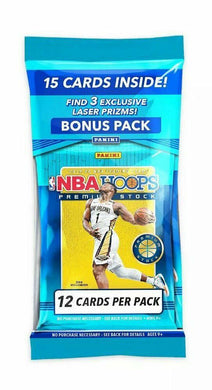 2019/20 Panini NBA Hoops Premium Stock Basketball Multi-Pack