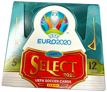 Load image into Gallery viewer, 2019/20 Panini Select UEFA Euro Soccer Hobby Box