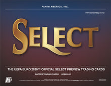 Load image into Gallery viewer, 2019/20 Panini Select UEFA Euro Soccer Hobby Hybrid Box