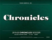 Load image into Gallery viewer, 2019/20 Panini Chronicles Soccer Hobby Box