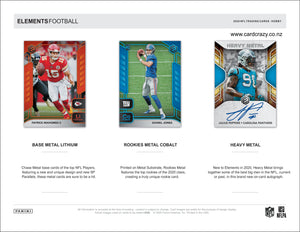 2020 Panini Elements Football Hobby Box