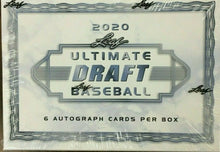 Load image into Gallery viewer, 2020 Leaf Ultimate Baseball Hobby Box