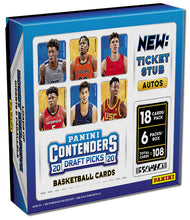Load image into Gallery viewer, 2020/21 Panini Contenders Draft Picks Basketball Hobby Box