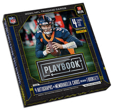 Load image into Gallery viewer, 2020 Panini Playbook Football Hobby Box