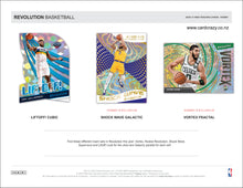 Load image into Gallery viewer, 2020/21 Panini Revolution Basketball Hobby Box
