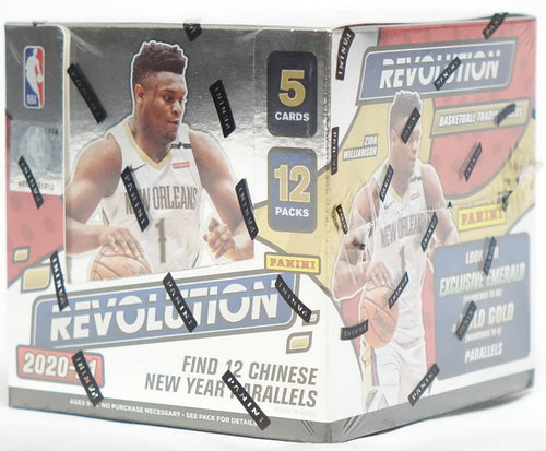 2020/21 Panini Revolution Chinese New Year