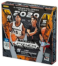 Load image into Gallery viewer, 2020/21 Panini Prizm Collegiate Draft Picks Basketball Hobby Box