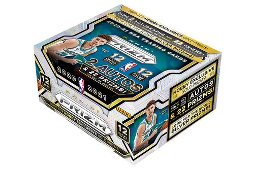 2020/21 Panini Prizm Basketball Hobby Box