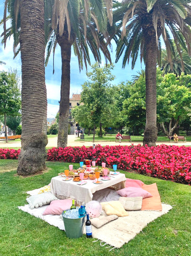 Top picnic locations for your hen party in Barcelona!