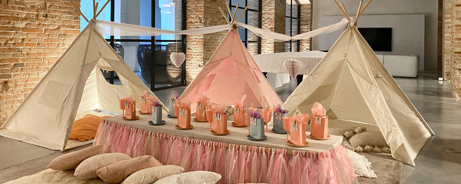 Tipi party barcelona