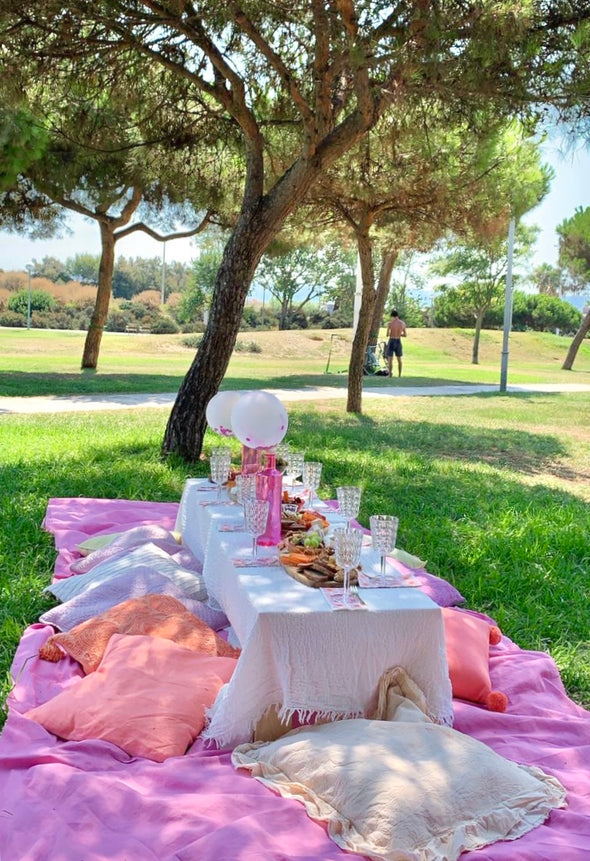 Picnic in the park Barcelona