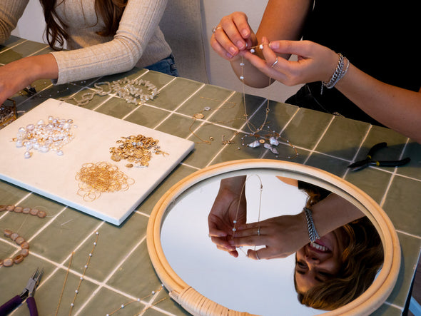 Bottomless Jewellery Workshop
