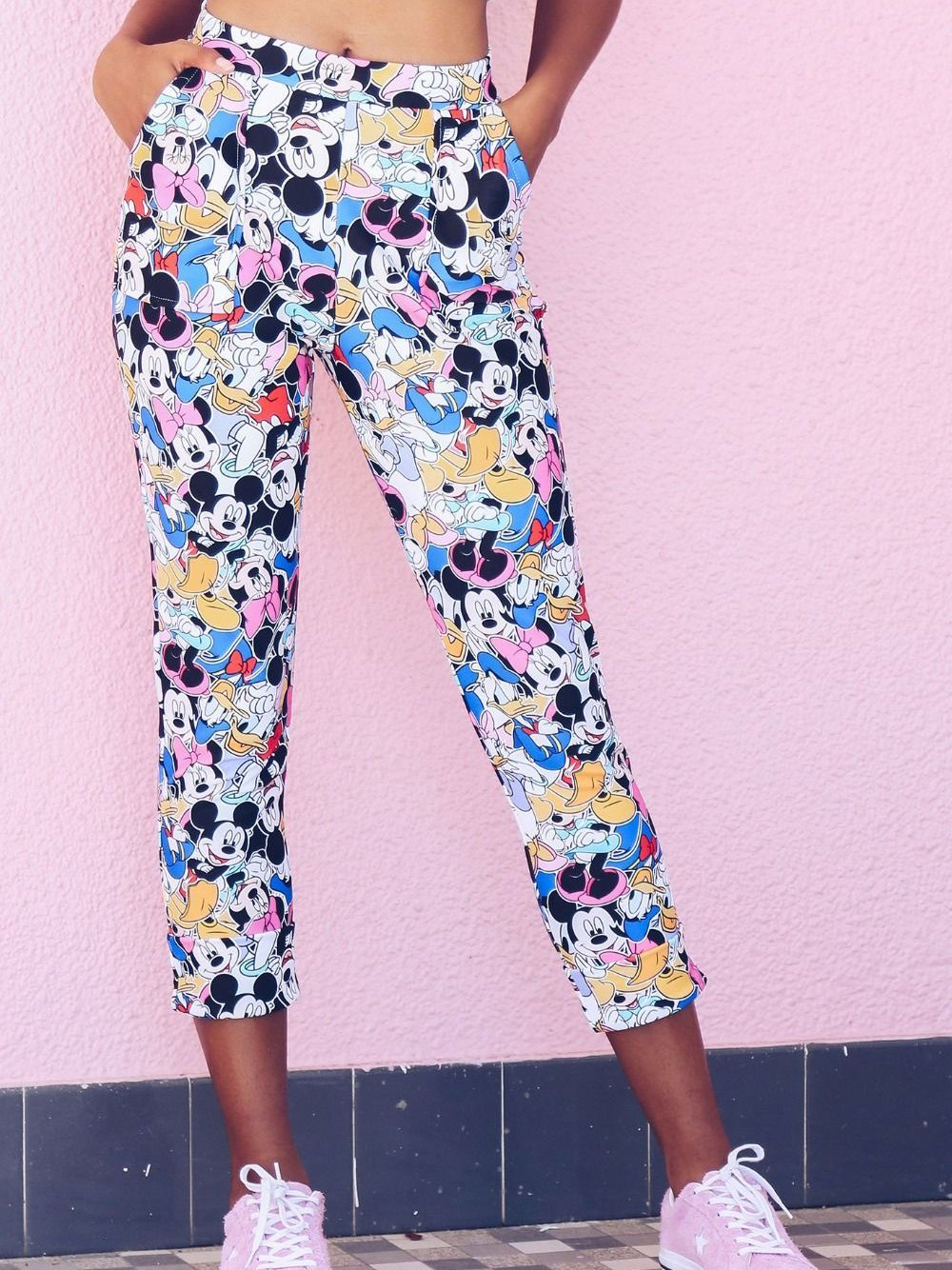 Mickey Seven Points Trousers