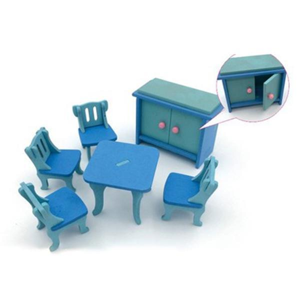 3D puzzle toy-- Furniture set