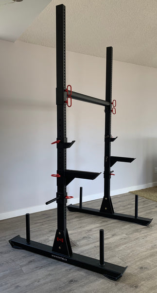 Weight Lifting Yoke