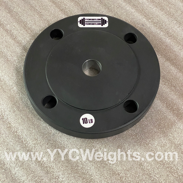 "10LB Weight Plate to fit 1"" Bar"