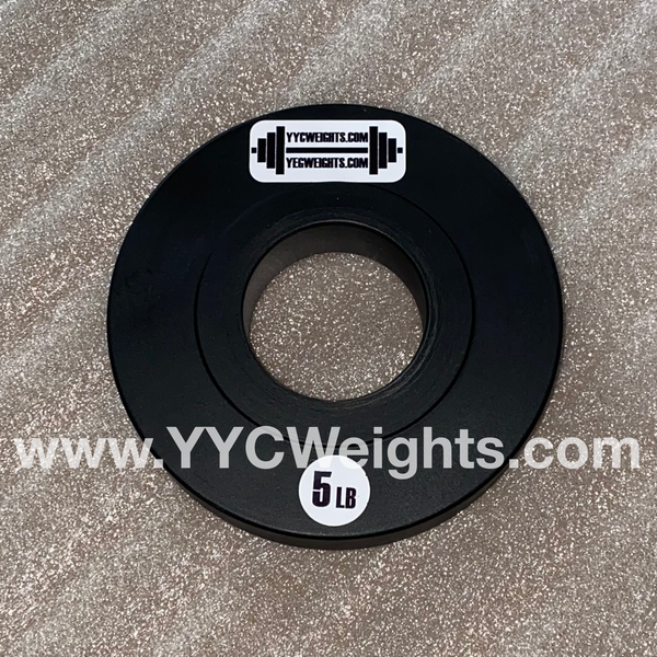 "5LB Weight Plate to fit 2"" Bar"