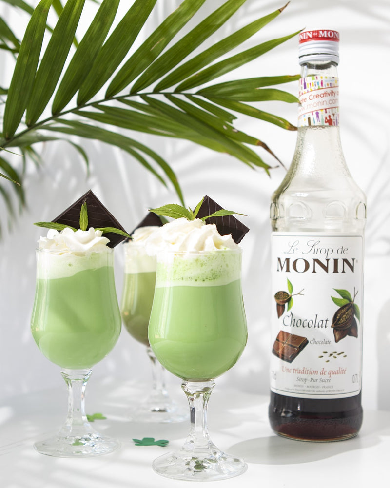 Monin Chocolate Syrup, 6 x 700ml