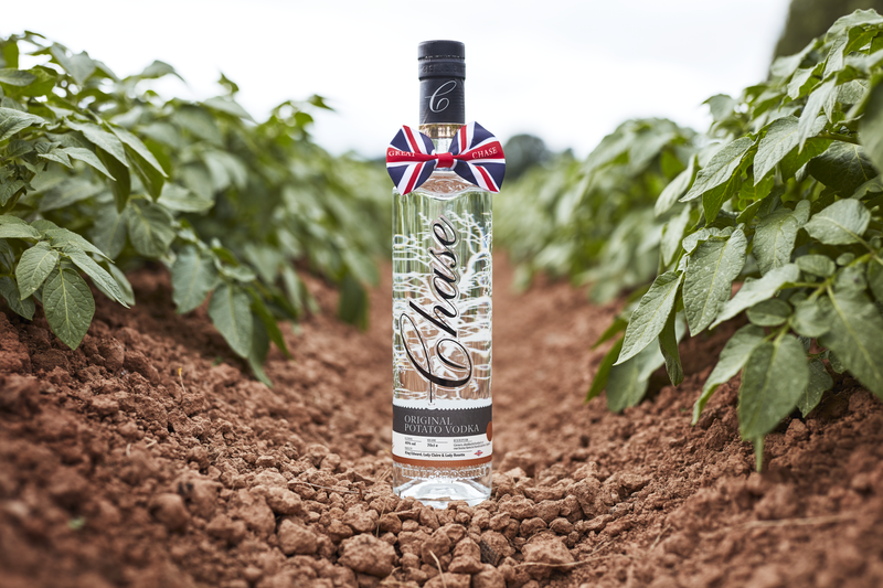 Chase Original Potato Vodka, 700 ml (Consumer)