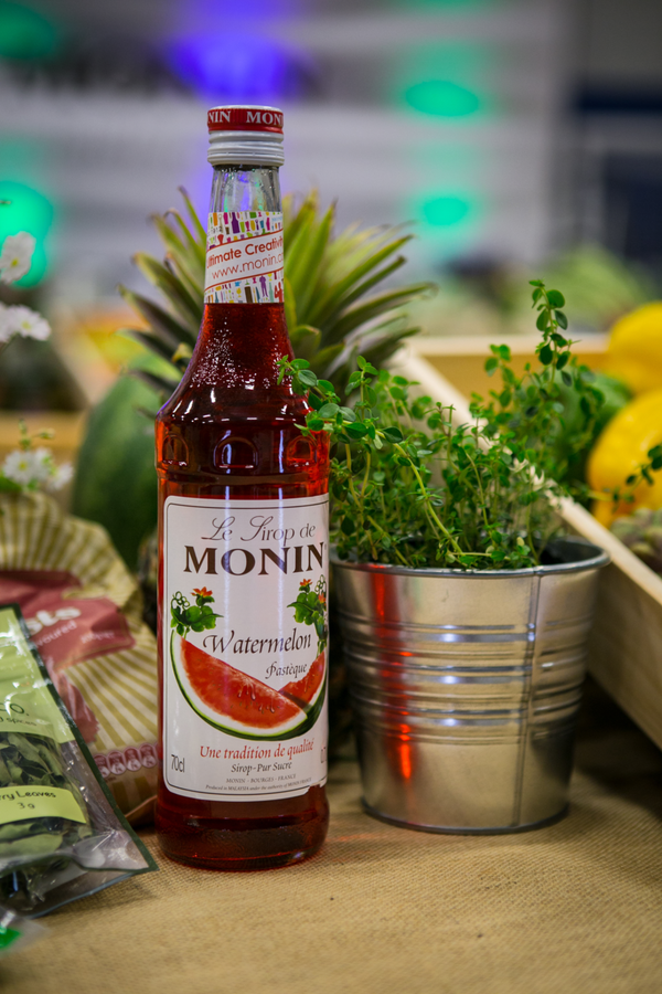 Monin Watermelon Syrup, 6 x 700ml