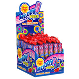 Chupa Chups Strawberry Melody Lollipops, 48 Lollipops