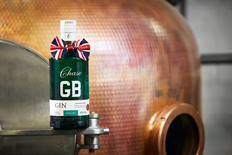 Chase Great Britain Extra Dry Gin, 700 ml (Consumer)