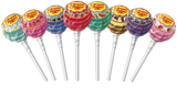 Chupa Chups Best of Lollipops, 100 Lollipop Tube