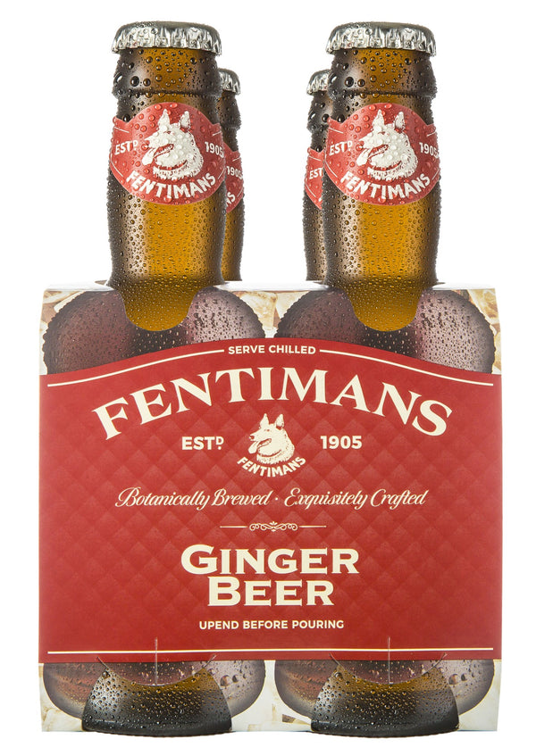 Fentimans Ginger Beer, 6 x 4 200ml Pack